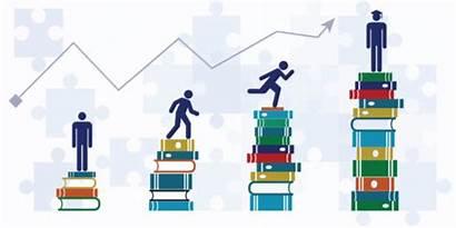 Progress Student Growth College Books Education Key