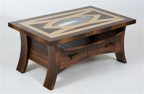 Show Your Status With The Unique Coffee Tables