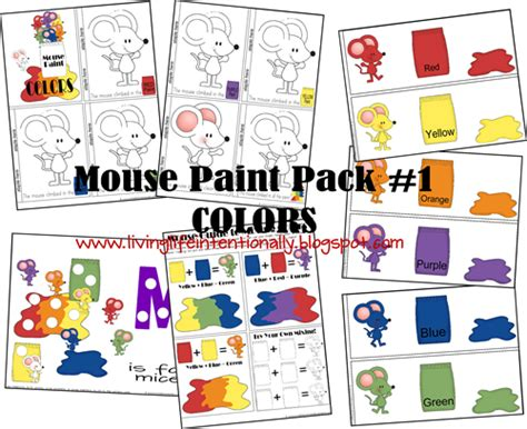 free mouse paint worksheets for 648   image%25255B28%25255D