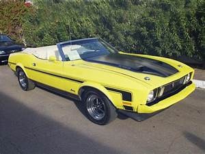 1973 FORD MUSTANG CONVERTIBLE - 24162