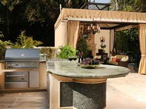 Outdoor Kitchen Bar Design Ideas