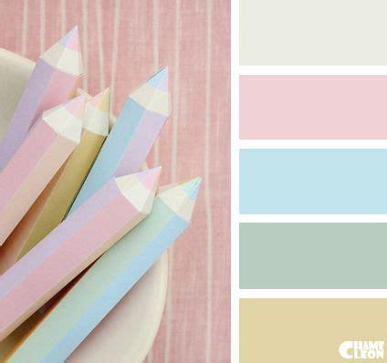 color palette pastel pencils colors  combination