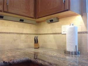 Hidden Under Counter Outlets - Traditional - Kitchen
