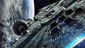 Faucon Millenium Star Wars : star wars un faucon millenium d couvert par des fans sur google earth ~ Melissatoandfro.com Idées de Décoration