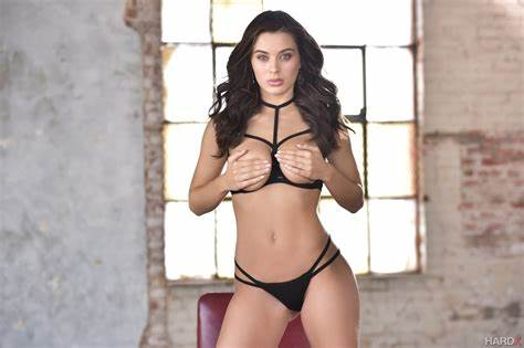 Lana Rhoades Enjoys To Be Boned Brunette Kinky Lana Rhoades Enjoy Dp And A Face Fully Of