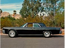 1962 Lincoln Continental Information and photos MOMENTcar