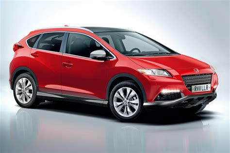 Honda Civic SUV on way - Pictures   Auto Express