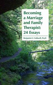 Marriage And Family Therapist California Law And Ethics