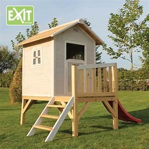 Spielhaus Holz Garten : kinder spielhaus exit beach 300 kinderspielhaus ~ Articles-book.com Haus und Dekorationen