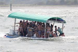 is this boat overloaded club bennington