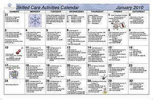 monthly activity calendar 2015 autos post With activity timetable template