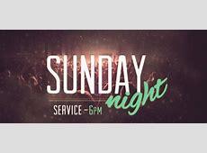 Sunday Evening Service Highland Park Baptist Church
