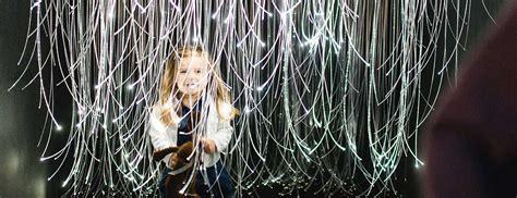 fiber optic lighting the garden of light