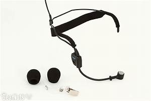 Shure Wh20 Headset Microphone For Shure Wireless