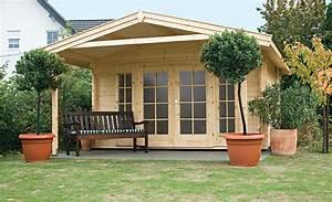 gartenhaus bausatz gartenhaus carport selbstde With französischer balkon mit garten holzhaus bausatz