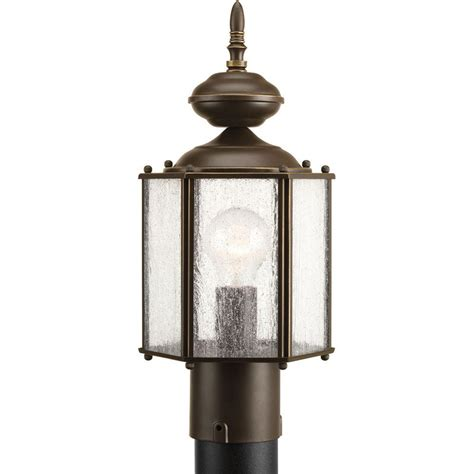 outdoor l post bulbs sea gull lighting outdoor globe collection light outdoor