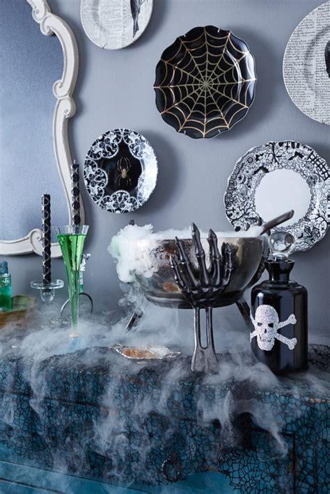 Halloween Cocktail Entertaining + Video {homegoods Shoot