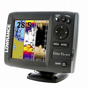 Diagram Lowrance Elite 5 Hdi