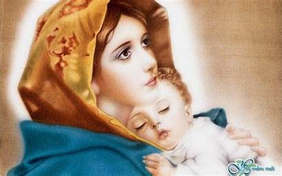 Mary Mother God Sweet Mothers