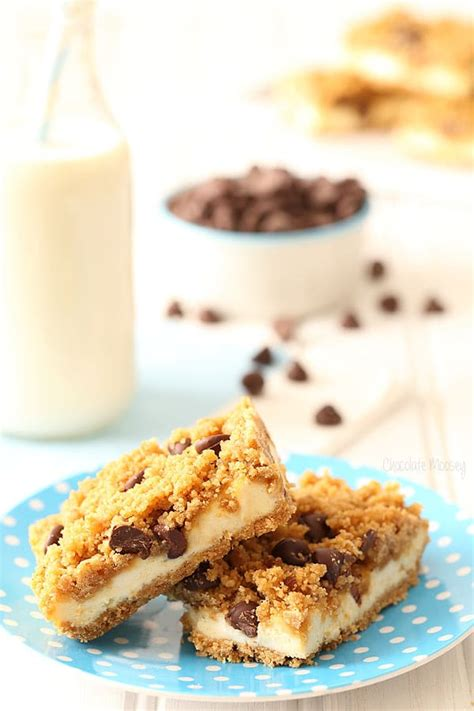 Kitchen Essentials Cookie Dough by Small Batch Chocolate Chip Cookie Dough Cheesecake Bars