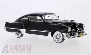 Diecast Car - Cadillac - Series 62 Club Coupe Sedanette - Black