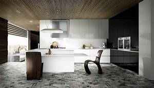 Modern kitchens Italy fascinated by the intelligence and