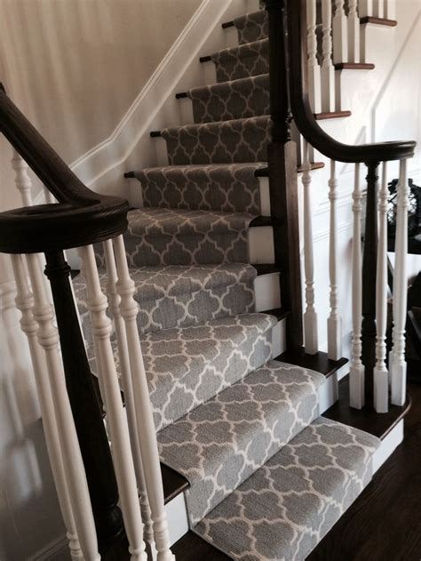 grey bathroom rugs tips to how to choose a stair carpet runner blogbeen