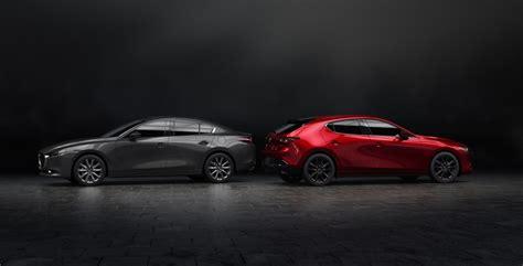 Mazda Reveals All-new Mazda 3 Hatchback And Sedan