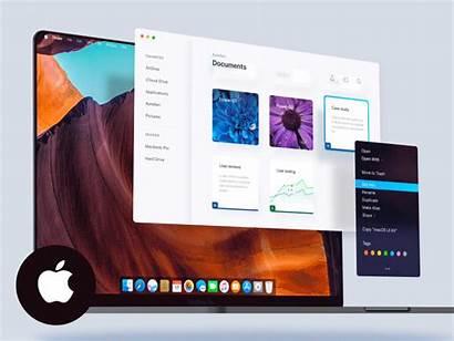 Mac Os Edge Apple Macos Redesign Concept