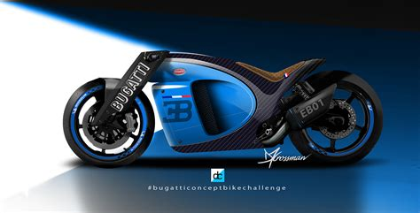 Cyclekart creators peter and michael stevenson intended the cars to be great looking, fun to drive and an expression of each builder. Bugatti Concept Bike Challenge on Behance