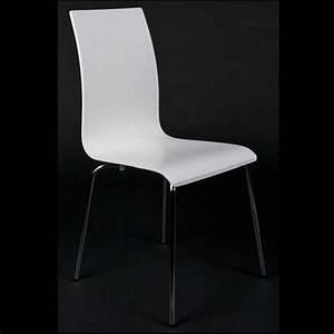 Chaise de cuisine blanche bricolage maison et decoration for Deco cuisine avec ou acheter des chaises