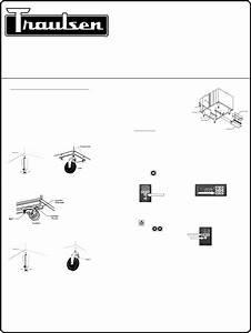 Traulsen Refrigerator R  U0026 A Series User Guide