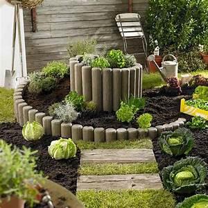 Gartengestaltung Mit Paletten : hochbeet kr uterschnecke holzimitiat diy garden pinterest ~ Whattoseeinmadrid.com Haus und Dekorationen