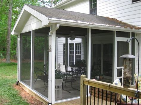 Patio Room Kits Sale by Small Screened In Porch Kits Acvap Homes New