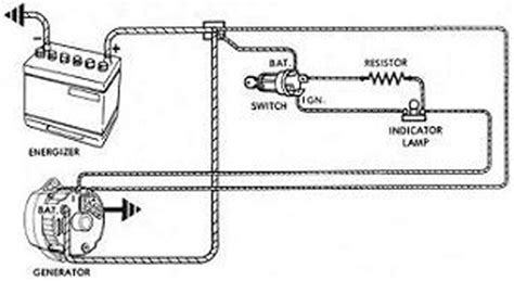 3 Wire Alternator Wiring Diagram 62 Impala by Wiring Diagram For Early Corvair Conversion From