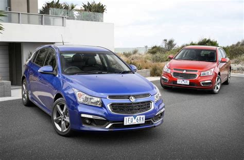2016 Holden Cruze Z-series On Sale In Australia From