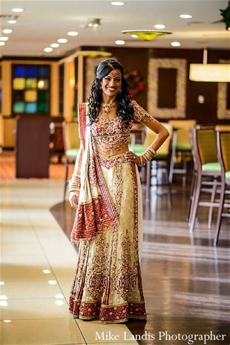 Portraits in Garfield, NJ Indian Fusion Wedding by Mike