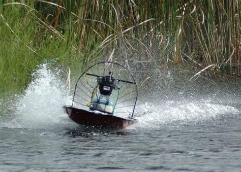Model Airboats by Pin Rc Airboats On