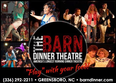 The Barn Greensboro Nc by Ms The Boys Picture Of The Barn Dinner Theatre