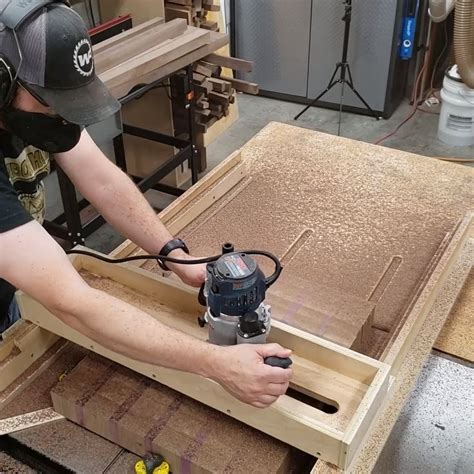 router sled router woodworking router