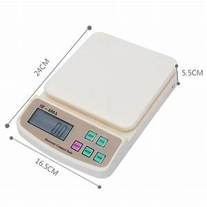 Aliexpress.com : Buy Electronic Food Scale 10Kg/1g Kitchen ...