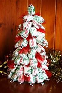 It s all about us Lolly Christmas Trees and Lolly Wreath