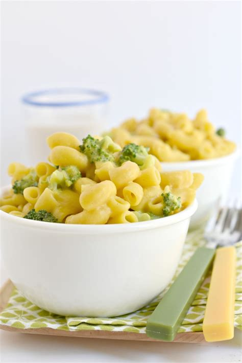 Dairy Free Mac N Cheese - Fork and Beans