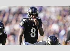 Michael Vick Ravens QB Lamar Jackson A 'Great Fit' With