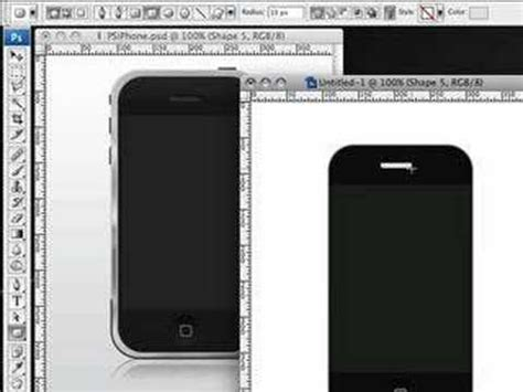 how to photoshop pictures on iphone create an iphone in photoshop
