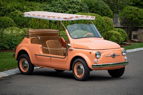 Fiat Jolly For Sale by 1965 Fiat Jolly For Sale 2281471 Hemmings Motor News