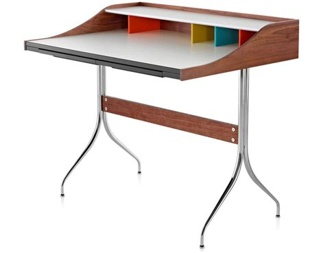 Writing Desk For Sale by Nelson Swag Leg Desk Hivemodern Com