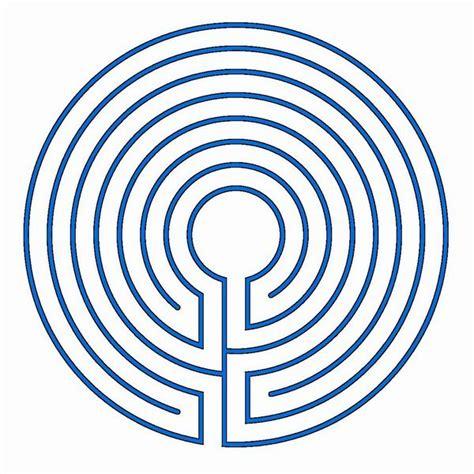 labyrinth design 7 circuit labyrinth