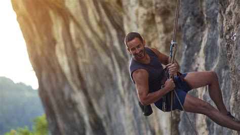 Tips Prevent Rock Climbing Injuries