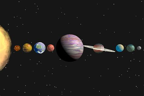 How to Remember the Planets in Order | Sciencing